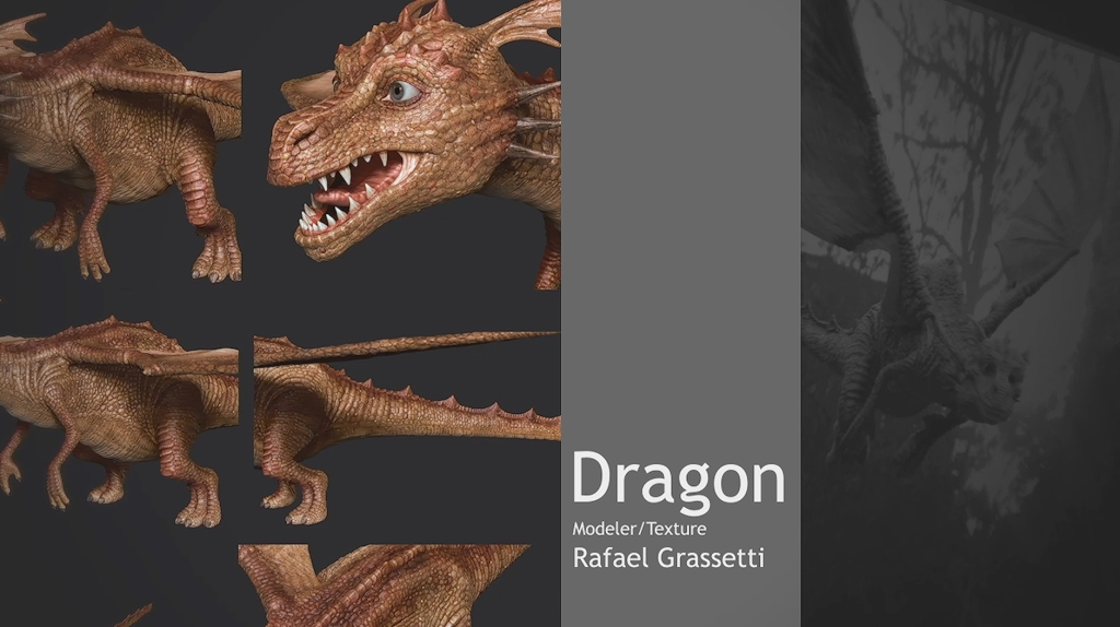 Dragon Grassetti