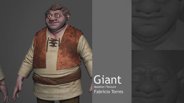Giant Fabricio Torres